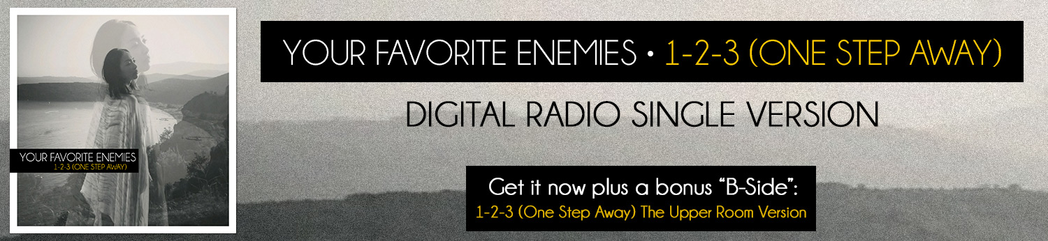 1-2-3 (One Step Away) Digital Radio Single Version