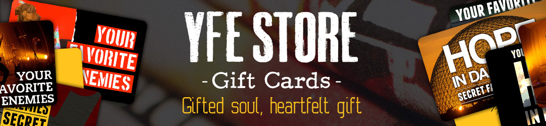 YFE Store Gift Cards